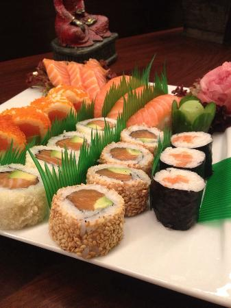 Tokyo Middle East: Open sushi at TokyoLebanon for 35$/person - For reservation, call us on 78838839