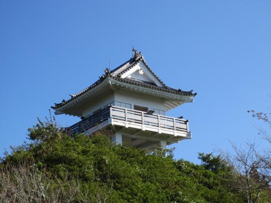 Observatory Deck at Mangijoseki Park