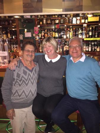 Bacchus bar praia da rocha: Artur the owner friendly helpful . Chicken Piri Piri beef/pork Portuguese nice. All football on