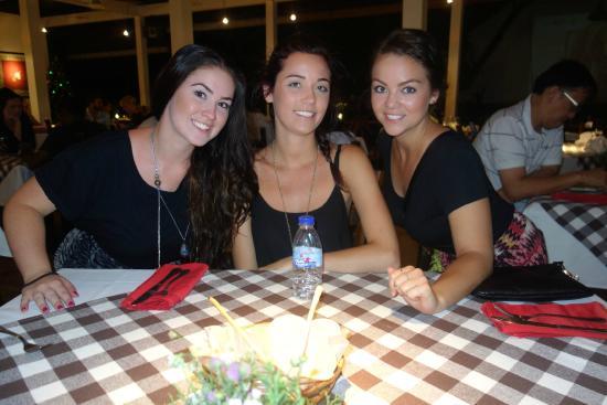 Dinner time picture of la rustica cucina italiana for La cucina italiana