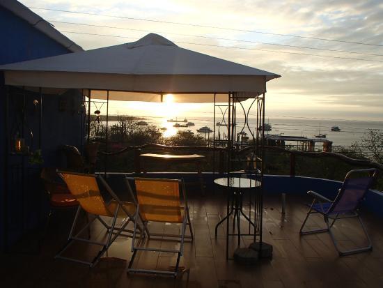 Galapagos Casa Playa Mann : Lovely views