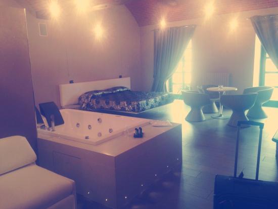 Hotel Le Lanterne : Suite