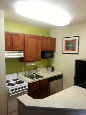 TownePlace Suites Charlotte Arrowood : On the surface it looks OK...