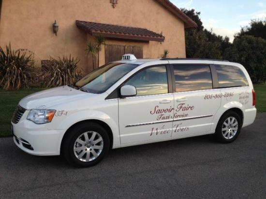 Savoir Faire Wine Tours and Taxi Service