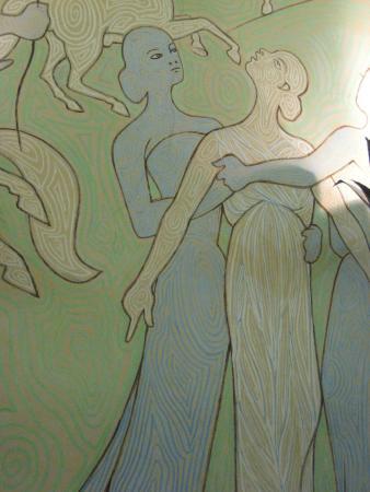 Salle des Mariages Jean Cocteau : SALLE DES MARIAGES MAIRIE DE MENTON