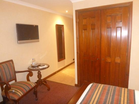 Maryculter House Hotel: Chambre