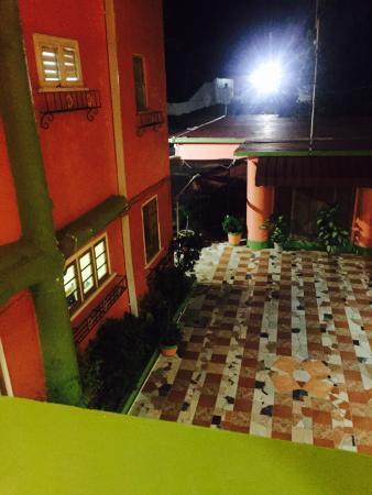 Casa Maria Hotel: Marigold room
