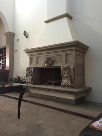 Hotel San Xavier: Lobby