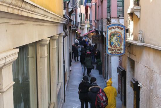 Gorizia a la Valigia : Calle dei Fabbri