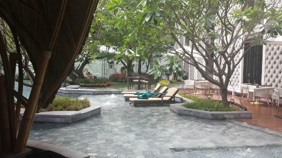 Hua Chang Heritage Hotel: Pool