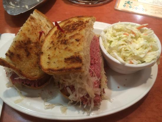 Today S Dinner And Tomorrow S Lunch Picture Of Sherman S Deli