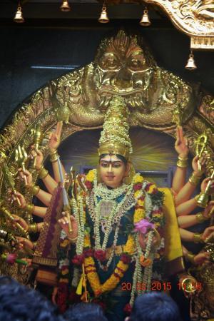 Sri Veeramakaliamman Temple: Kali Amman