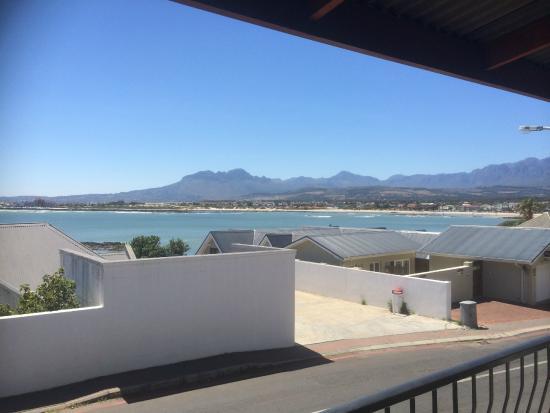 Gordon's Bay, Sydafrika: Vista desde la habitación