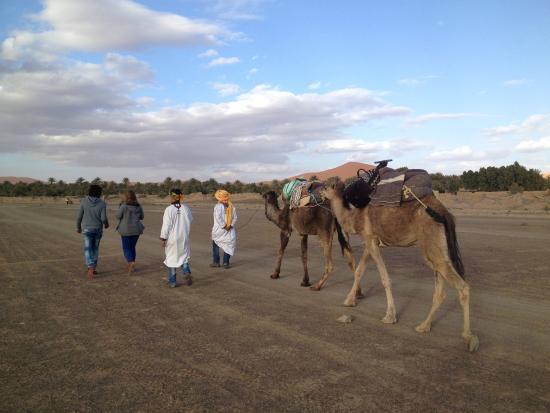 Dar Duna: caminando hacia el desierto