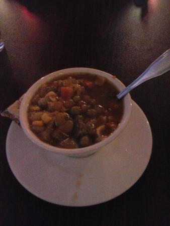 United Cafe Bar and Bistro: soup