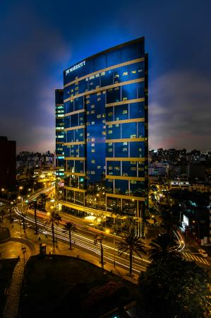 JW Marriott Hotel Lima: Panoramic View