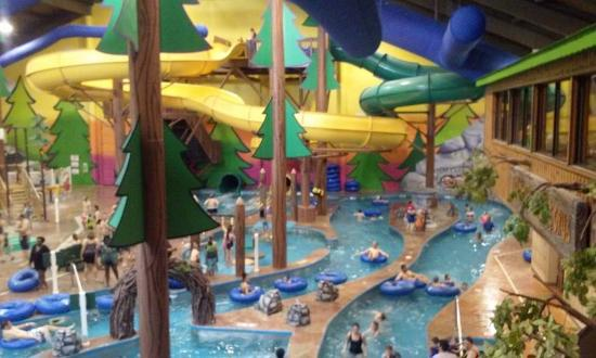 Holiday Inn Dundee - Waterpark: Water Park 2