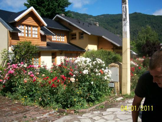 Complejo Aspen: Vista de afuera