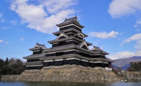 Matsumoto, Japón: 松本城天守 外観