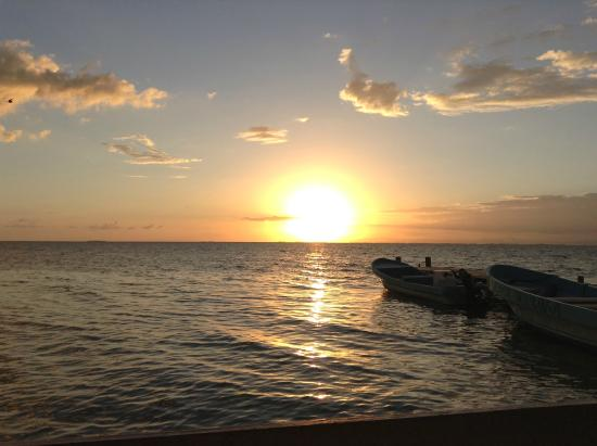 IZE Belize: beach