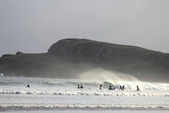Dunfanaghy, Ireland: Narosa School of Surf - surf lesson