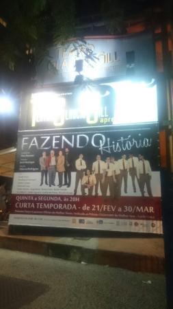 Funarj - Glaucio Gill Theater