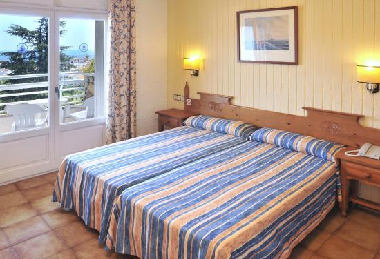 GHT Hotel Neptuno : Habitación doble