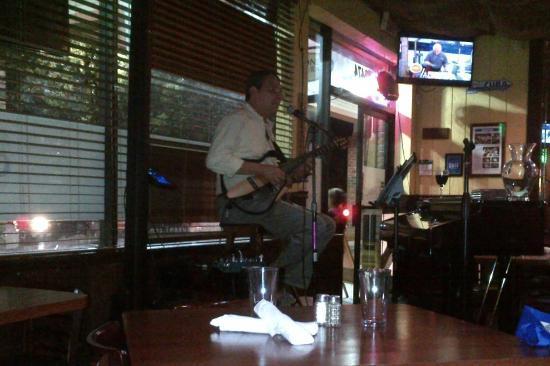 Ciboney Restaurant Live Music Being Performed Light Latin Jazz At An Ropriate Volume