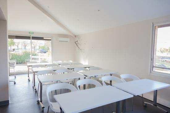 La Quietat : Salle de réunion