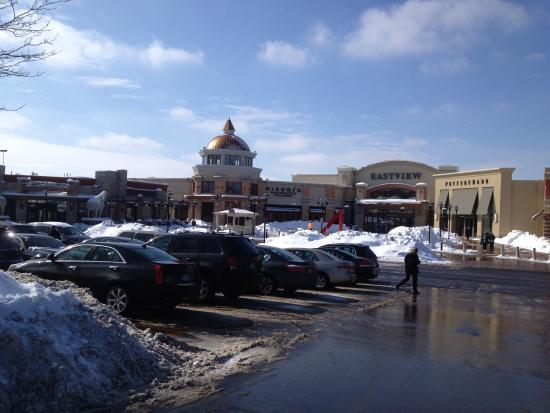 Restaurants At Eastview Mall Picture Of Eastview Mall Victor