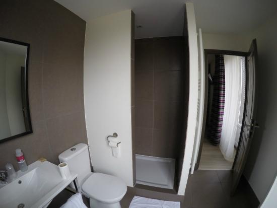 Hotel des Ducs : Salle de bains