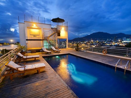Top Deck Hotel Pereira