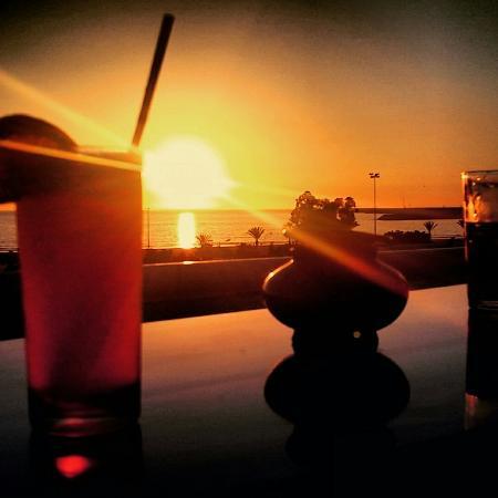 Royal Mirage Agadir Hotel Drinks At The Sunset Bar