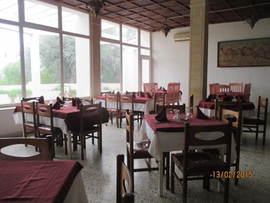 Dougga Restaurant De Lhtel Thugga
