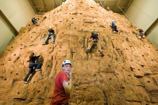 Fleetway: 40 Foot Rock Wall