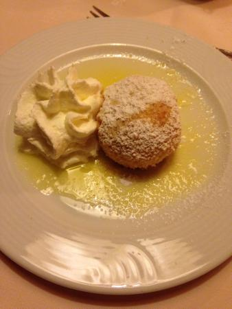 Hotel Martini: Dessert