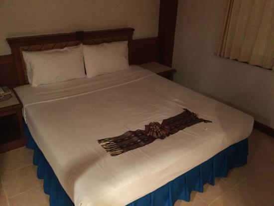Patong Boutique Hotel: Quarto de casal