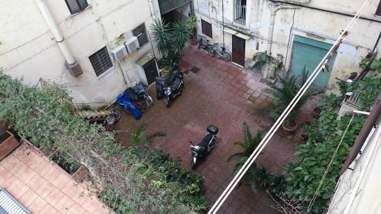 San Daniele Bundi House : View from the balcony