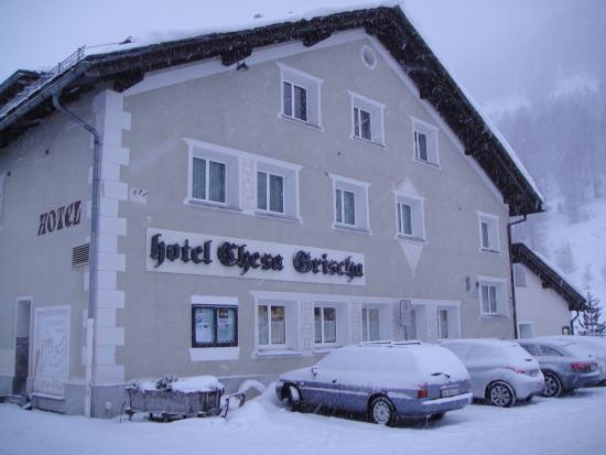 Hotel Chesa Grischa