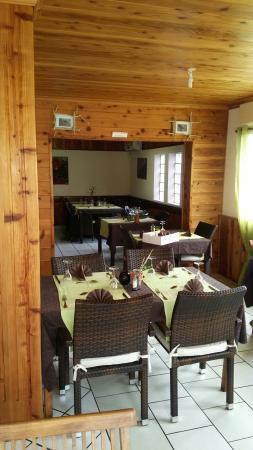 Le Ti' Resto Lontan: Salle du restaurant