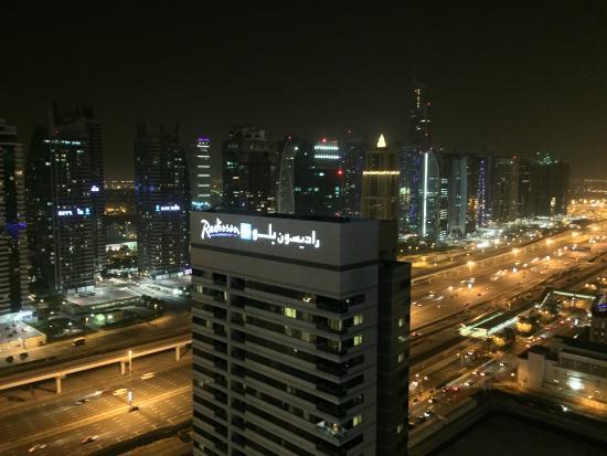 City Premiere Marina Hotel Apartments Panorama