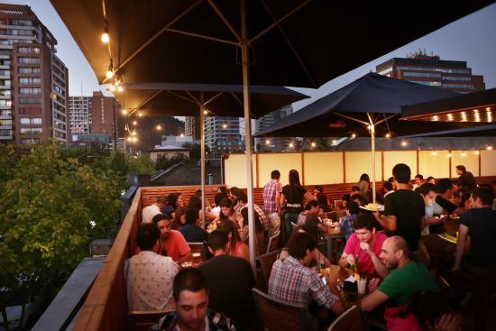 Terraza Segundo Piso Picture Of Ramblas Bar Restaurante