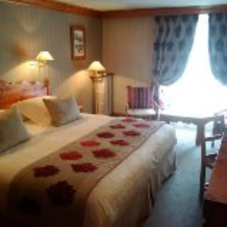 Hotel Christiania : Notre chambre