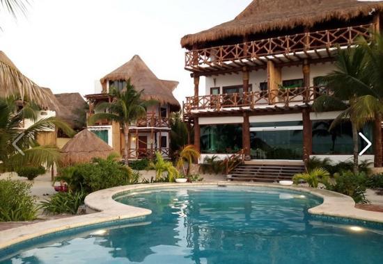 Casa de ana picture of villas flamingos holbox island for Villas hm paraiso del mar holbox tripadvisor