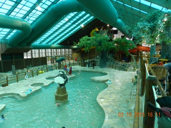 Water park picture of westgate smoky mountain resort for About you salon gatlinburg tn