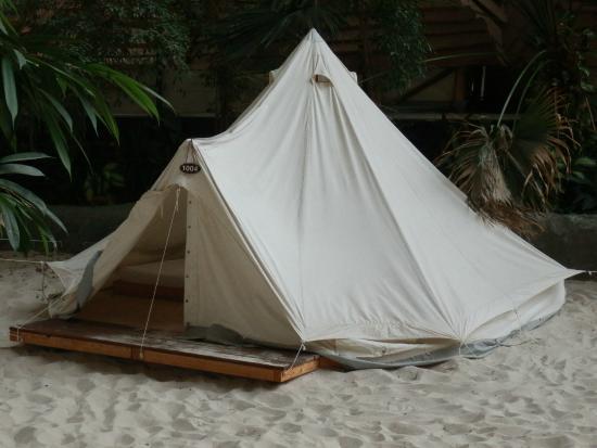 Zelt Tropical Island : Zelt für personen picture of tropical islands