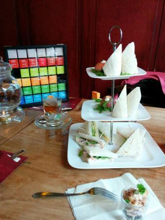 De Nachtegaal: High tea @deNachtegaal, Alkmaar