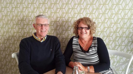 IL Poggio: Rod & Sally