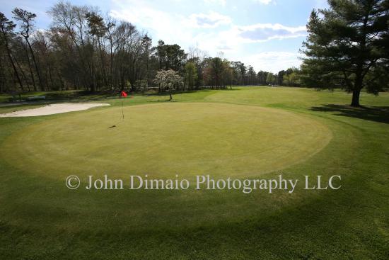Hamilton Trails Golf Club: 1st Hole