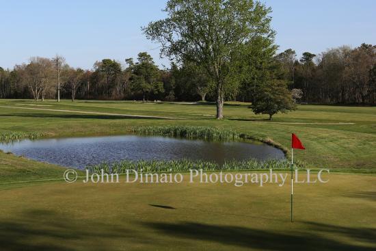 Hamilton Trails Golf Club: 9th Hole